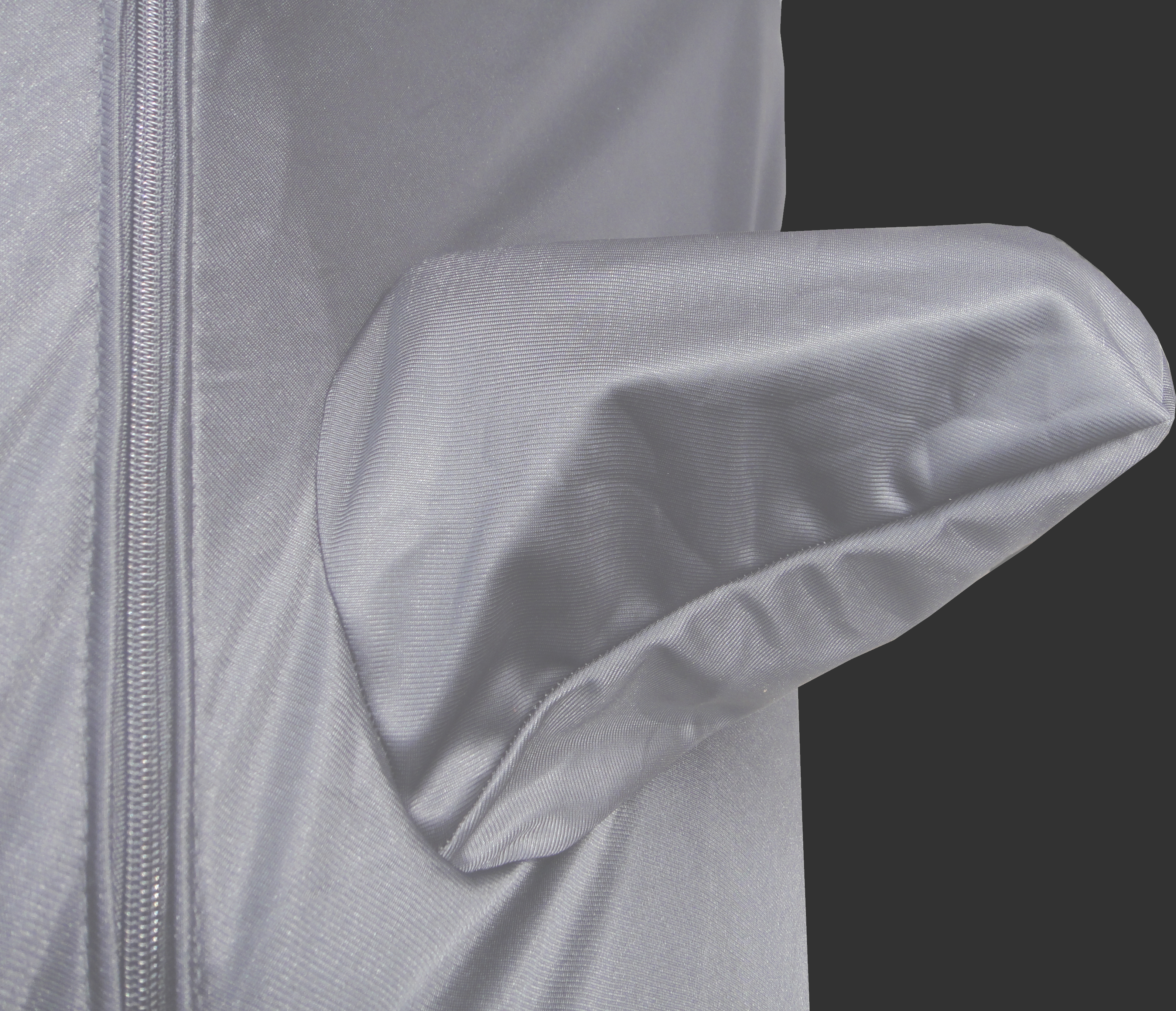 Silver Indoor Zip Cover for |Categories|