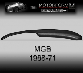MGB MG-B 1968-71 Dashboard-Cover black