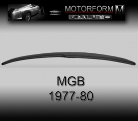 MGB MG-B 1977-80 Dashboard-Cover black