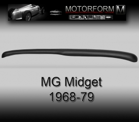 MG Midget 1968-79 Dashboard-Cover black