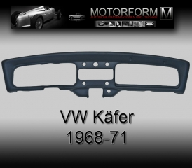 Volkswagen Beetle 1968-71 Dashboard-Cover black