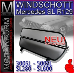 Wind Deflector for Mercedes SL 129