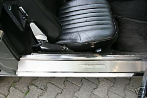 Chrome Sill Covers (1 pair)