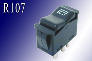 Window Switch for Mercedes SL 107 - no illumination
