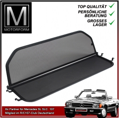 Wind Deflector for Mercedes SL 107 280SL - 560SL