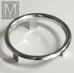 late model chrome ring for ignition lock Mercedes SL SLC 107