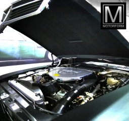 Engine insulation for Mercedes SL 107 1 large piece