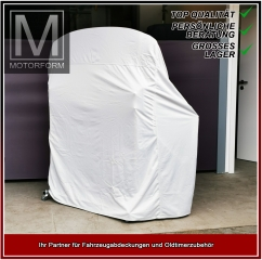 Hardtop-Cover silvergrey for Mercedes SL 107