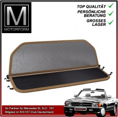 Wind Deflector PALOMINO for Mercedes SL 107 280SL - 560SL