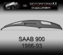Saab 900 1986-93 Dashboard-Cover black
