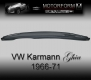 Volkswagen Karmann Ghia 1966-71 Dashboard-Cover black