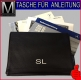 Bag for Owner's manual Mercedes SL 107 textile leather