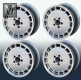 4 Aftermarket wheels rims size 8x16 H2 ET11 NEW