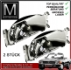 2 fog lamp reflectors for Mercedes SL SLC 107-series