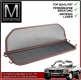 Wind Deflector TOBACCO for Mercedes SL 107 280SL - 560SL