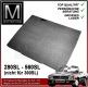 Engine Compartment Insulation for Mercedes SL SLC 107